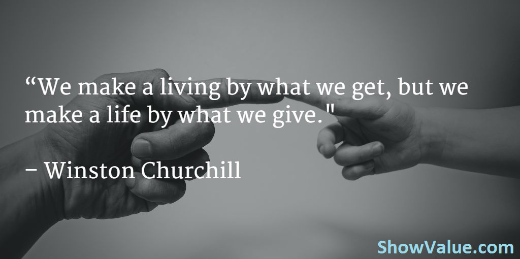 Churchill-giving-showvalue-inc