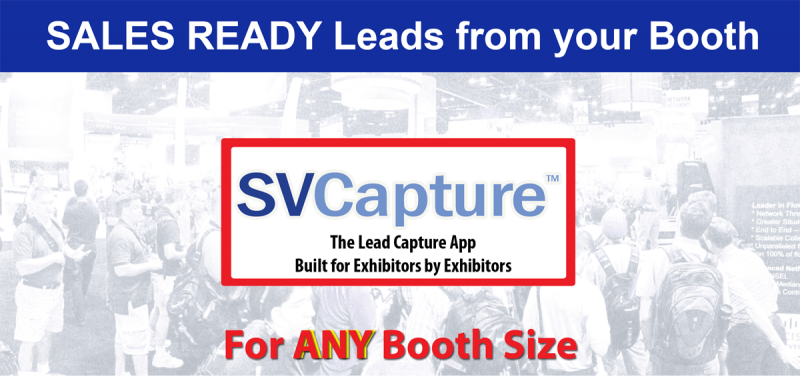 SVCapture Lead Capture App